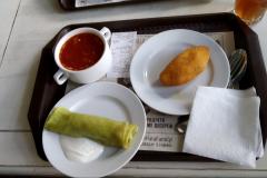 Puzata hata 1: Borscs, Kijevi csirke, és parakos palacsinta