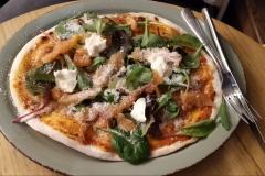Kanapka pizza