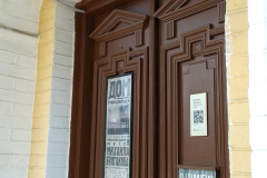 Bulgakov ház bejárat