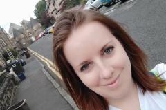 Princess street selfie
